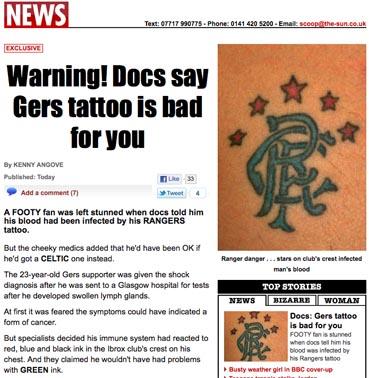 earwig hun tattoo