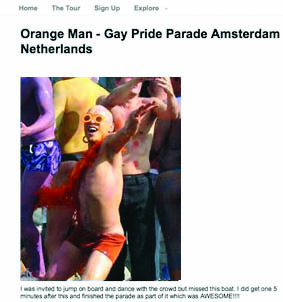 gay orange man