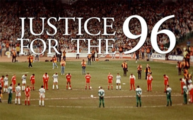 hillsborough justice 96