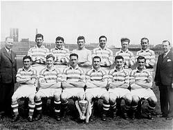 coronation team