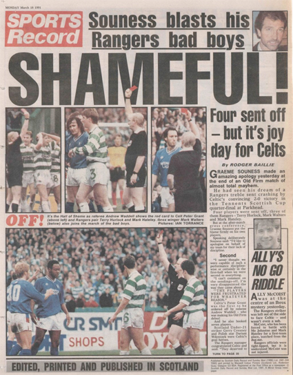 rangers-massacre-1991-record-back-page