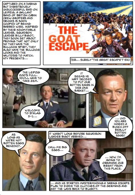 great escape 1