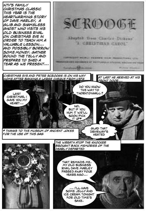 scrooge page 1 grey