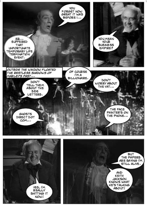 scrooge page 3