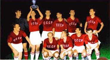 ussr 1960 team