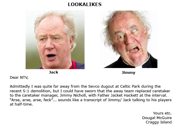 looklike father jack and jimmy nicholl
