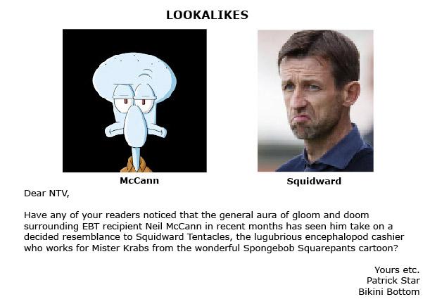 looklike mccann and squidward