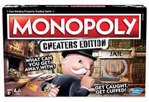 earwig monopoly