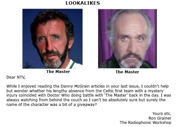 looklike mcgrain and the master
