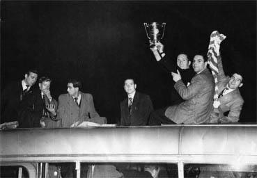 cup coronation team